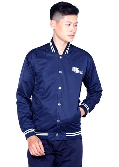 áo khoác đồng phục học sinh tiểu học