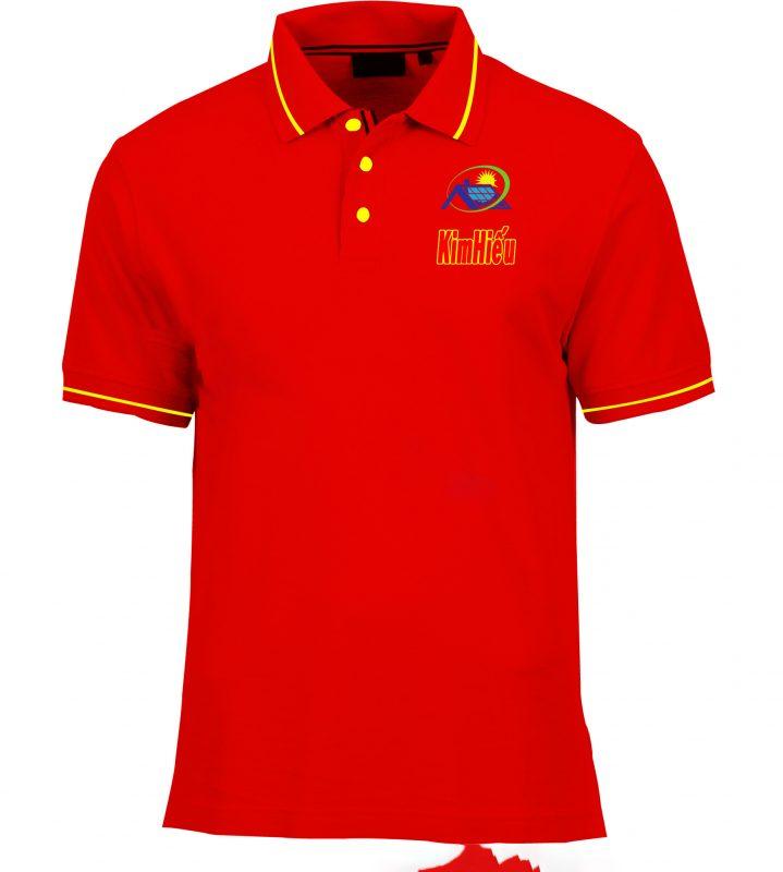 mẫu áo phông đồng phục đẹp