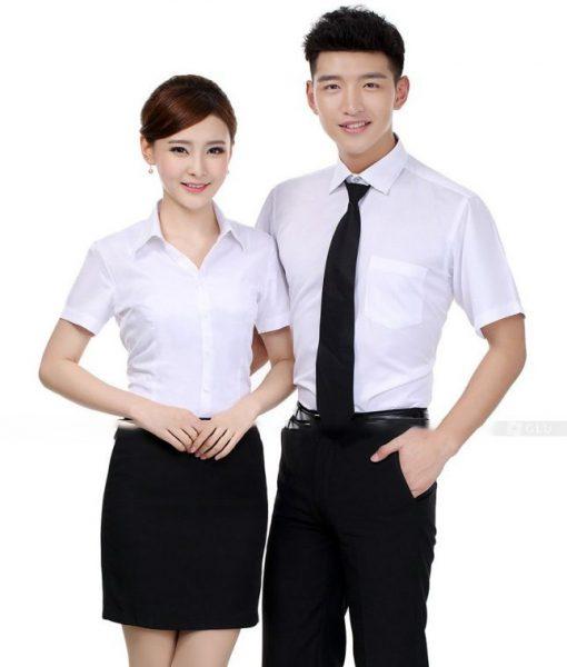 mẫu đồng phục đẹp