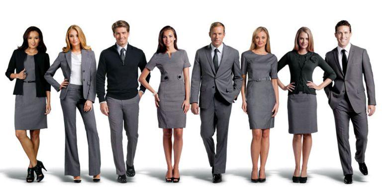 mẫu áo đồng phục công ty