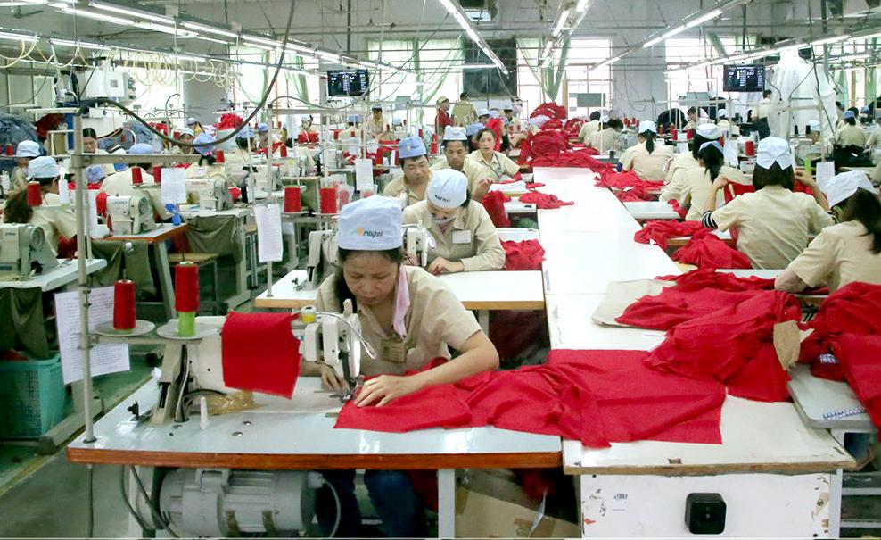 xưởng may váy đầm giá sỉ
